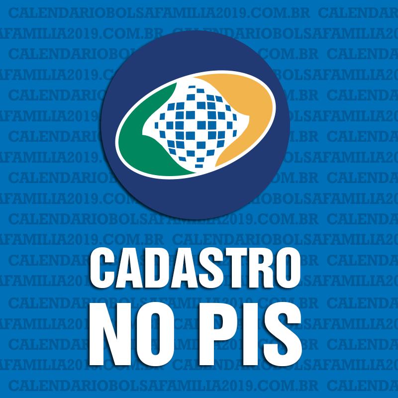 Cadastro PIS