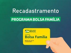 Recadastramento Bolsa Família 2022